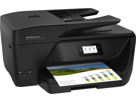 Imprimante multi Fonction HP OfficeJet 6950