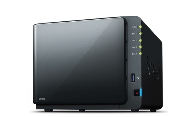 Serveur NAS Synology DS 416